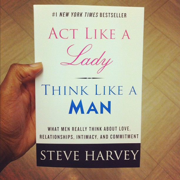 act like a lady think like a man book pdf